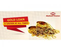 Gold Loan With Muthoot Finance Ltd.